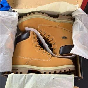 Lugz Men's Empire Hi WR Boots Size 9 BRAND NEW